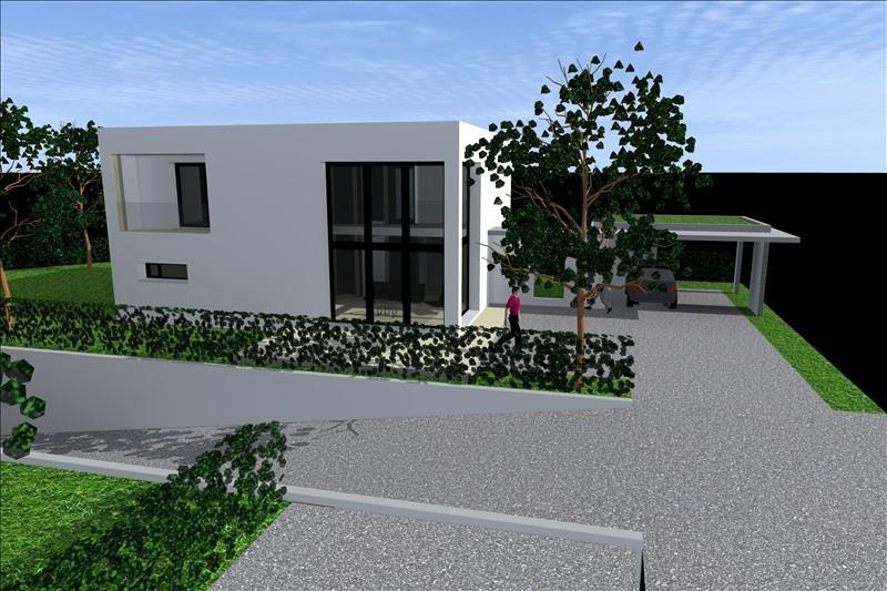 Maison contemporaine thonon les bains majestic immobilier for Garage thonon les bains