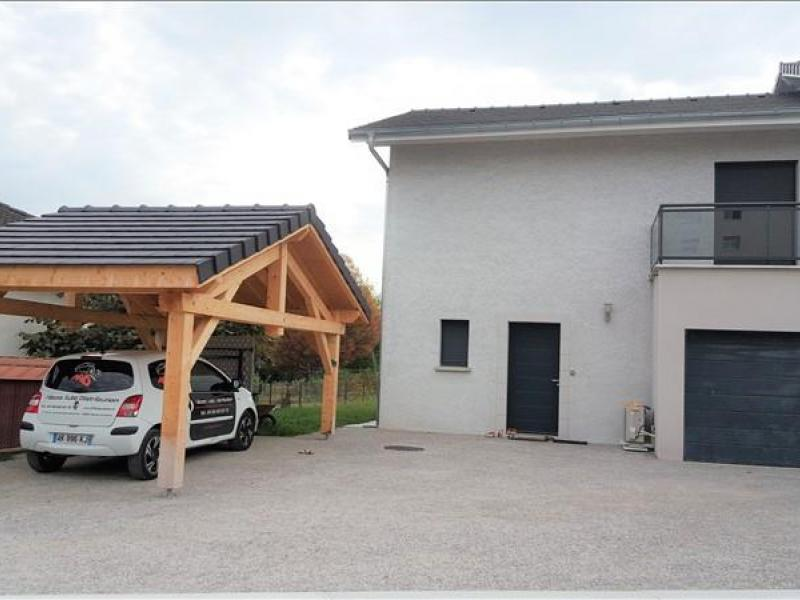 Maison mitoyenne thonon les bains majestic real estate for Garage thonon les bains